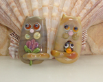 Canyon de Chelly & Stone Ground cat beads