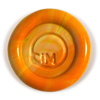 Monarch Ltd Run (511216)<br />An opaque yellow orange.