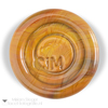 Stone Ground (511351)<br />An opaque silver yellow.