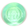 Peacock Green (511413)<br />A milky green moonstone.