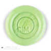 Elphaba (511430)<br />An opaque lime green that is less reactive than other 104 pea greens.
