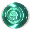 Siren Ltd Run (511463)<br />A transparent light green with a hint of teal.