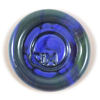 Class M Planet Ltd Run (511540)<br />An opaque blue laden with silver.