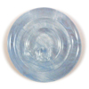 Sea Mist Ltd Run (511549)<br />A core of clear, encased in transparent blue, encased in clear.