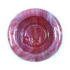Cored Cane Ltd Run (511939)<br />A Cranberry Pink heart shaped core encased with Gelly's Sty; when worked it produces a streaky pink and red effect.