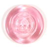 Same hue as Rose Quartz only transparent (was the original formulation pre-2008).